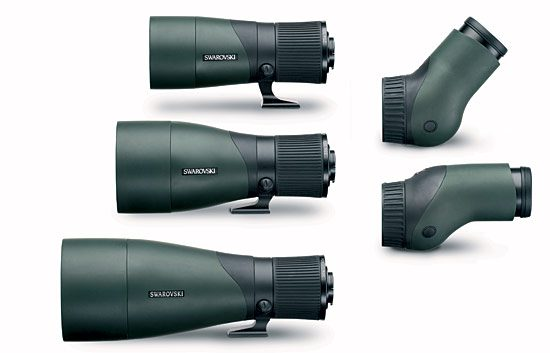 new Swarovski spotting scopes