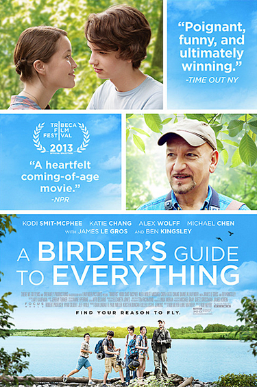 Birder's Guide to Everything movie poster